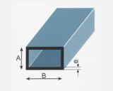 Tubos rectangulares